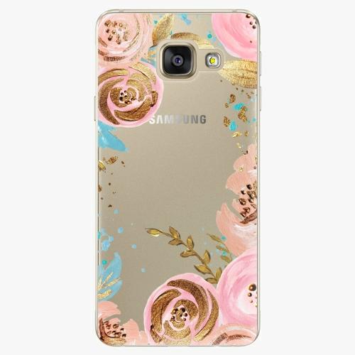 Plastový kryt iSaprio - Golden Youth - Samsung Galaxy A5 2016