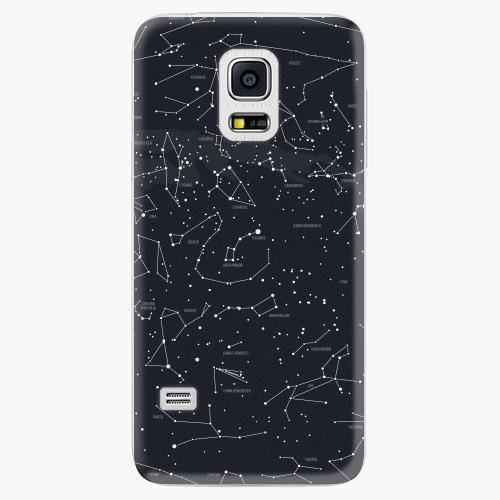 Plastový kryt iSaprio - Night Sky 01 - Samsung Galaxy S5 Mini