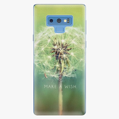 Plastový kryt iSaprio - Wish - Samsung Galaxy Note 9