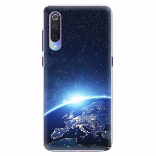 Plastový kryt iSaprio - Earth at Night - Xiaomi Mi 9