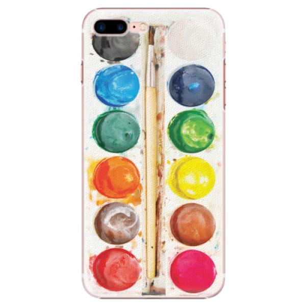 Plastové pouzdro iSaprio - Watercolors - iPhone 7 Plus