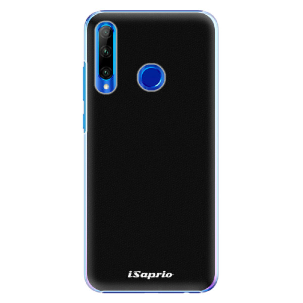 Plastové pouzdro iSaprio - 4Pure - černý - Huawei Honor 20 Lite