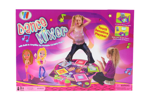 Hrací koberec Taneční