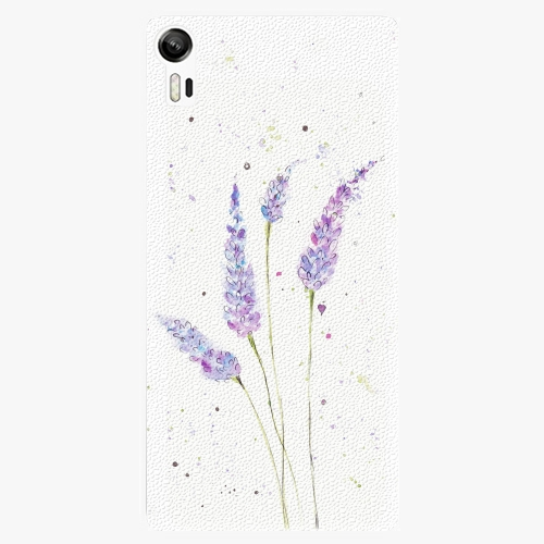 Plastový kryt iSaprio - Lavender - Lenovo Vibe Shot