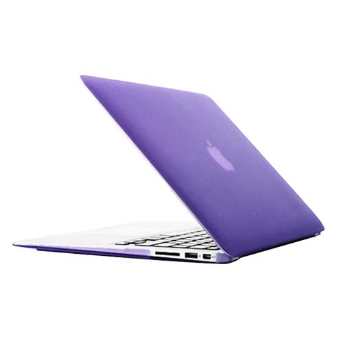 Polykarbonátové pouzdro / kryt iSaprio pro MacBook Air 13 fialové