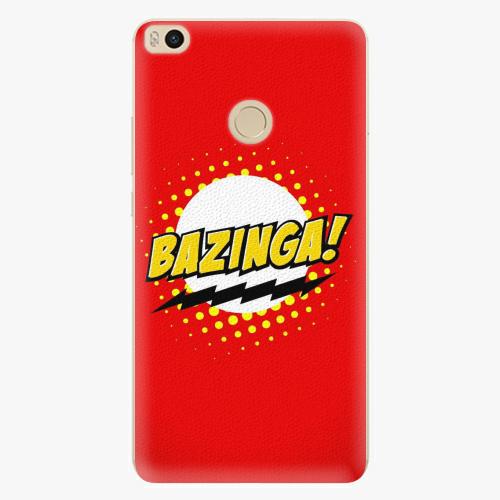 Plastový kryt iSaprio - Bazinga 01 - Xiaomi Mi Max 2