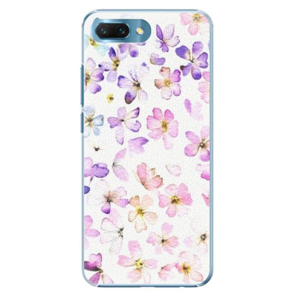Plastové pouzdro iSaprio - Wildflowers - Huawei Honor 10