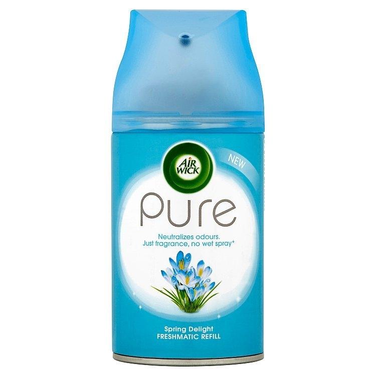 Freshmatic Pure Náplň do osvěžovače vzduchu - Svěží vánek 250 ml
