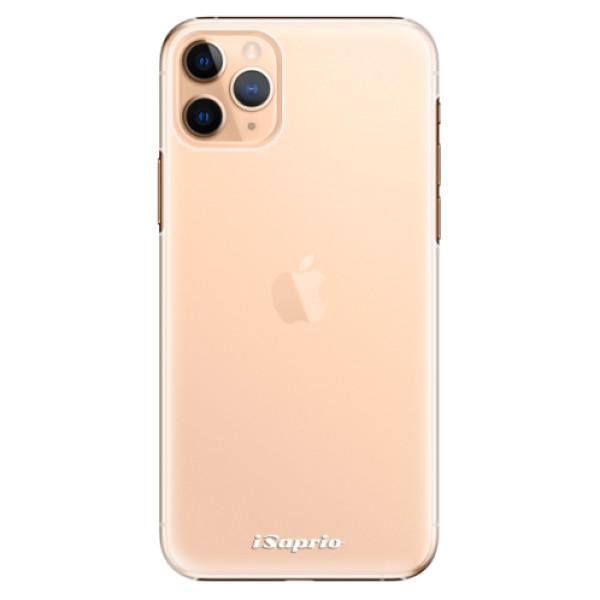 Plastové pouzdro iSaprio - 4Pure - mléčný bez potisku - iPhone 11 Pro Max