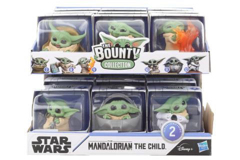 Star Wars Baby Yoda figurka