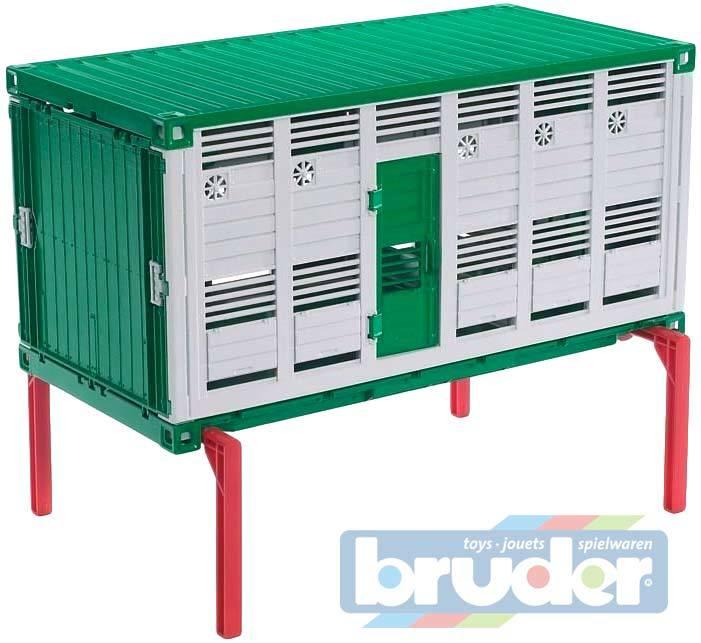 BRUDER 03920 (3920) Kontejner na přepravu zvířat