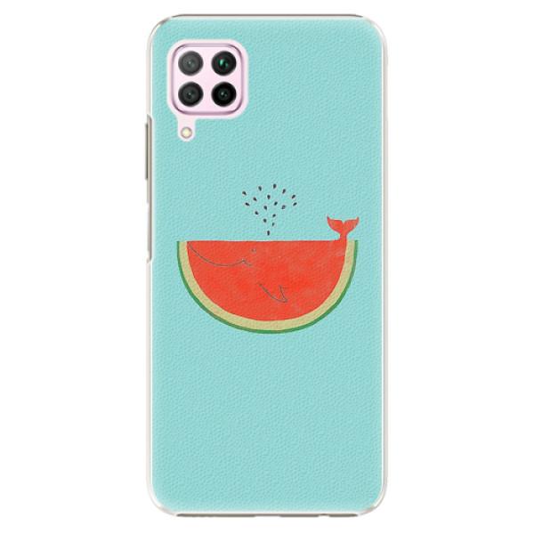 Plastové pouzdro iSaprio - Melon - Huawei P40 Lite