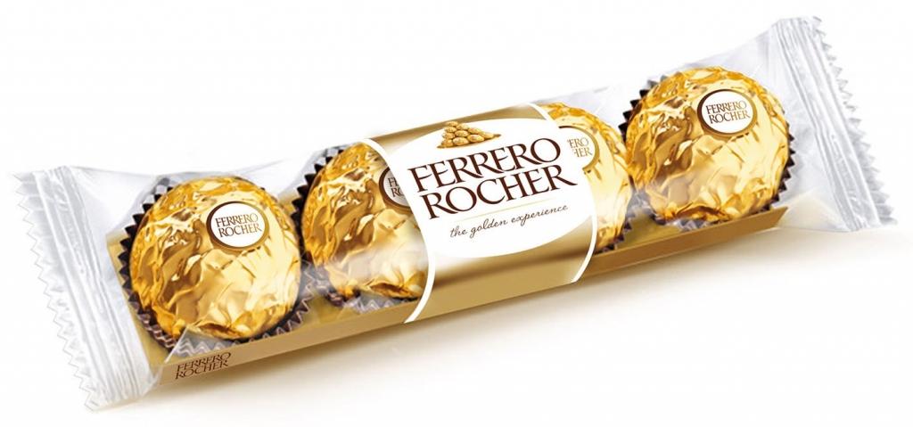 Ferrero Rocher pralinky 50 g