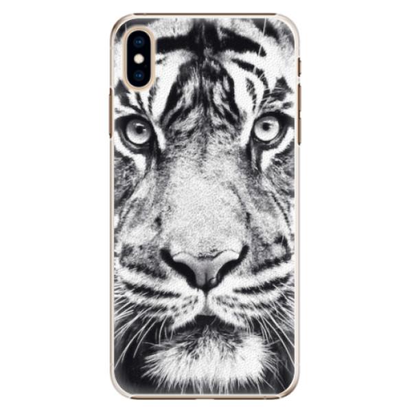 Plastové pouzdro iSaprio - Tiger Face - iPhone XS Max