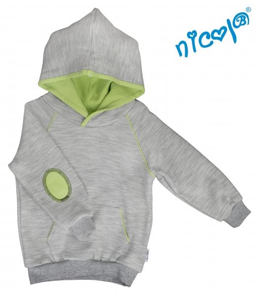 mikina-s-kapuci-nicol-boy-seda-zelena-vel-104-104