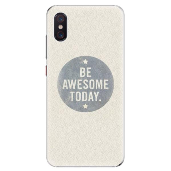 Plastové pouzdro iSaprio - Awesome 02 - Xiaomi Mi 8 Pro