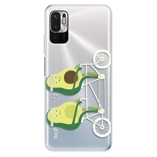 Odolné silikonové pouzdro iSaprio - Avocado - Xiaomi Redmi Note 10 5G