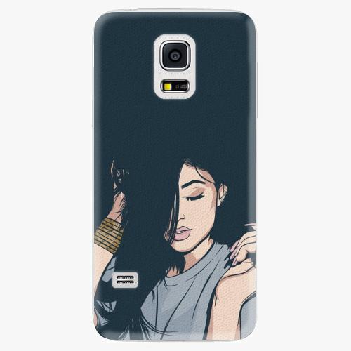 Plastový kryt iSaprio - Swag Girl - Samsung Galaxy S5 Mini