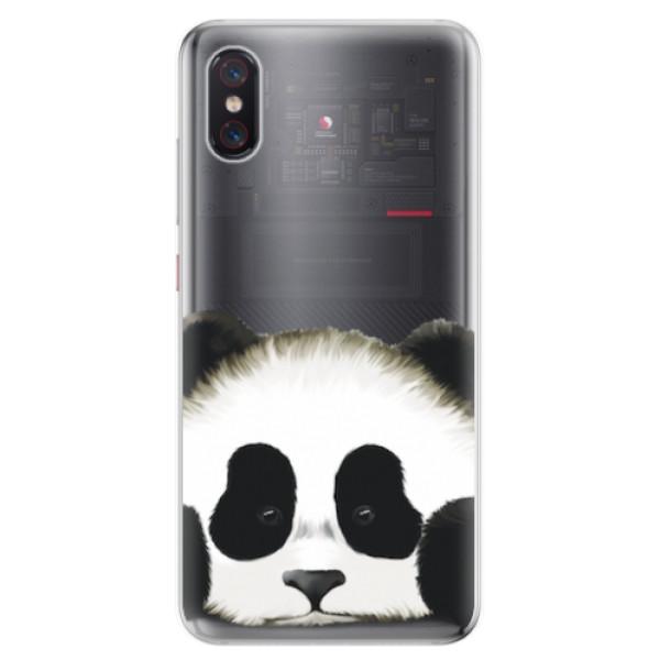 Odolné silikonové pouzdro iSaprio - Sad Panda - Xiaomi Mi 8 Pro