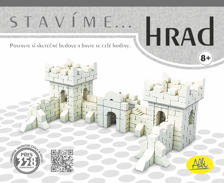 Stavíme - Hrad