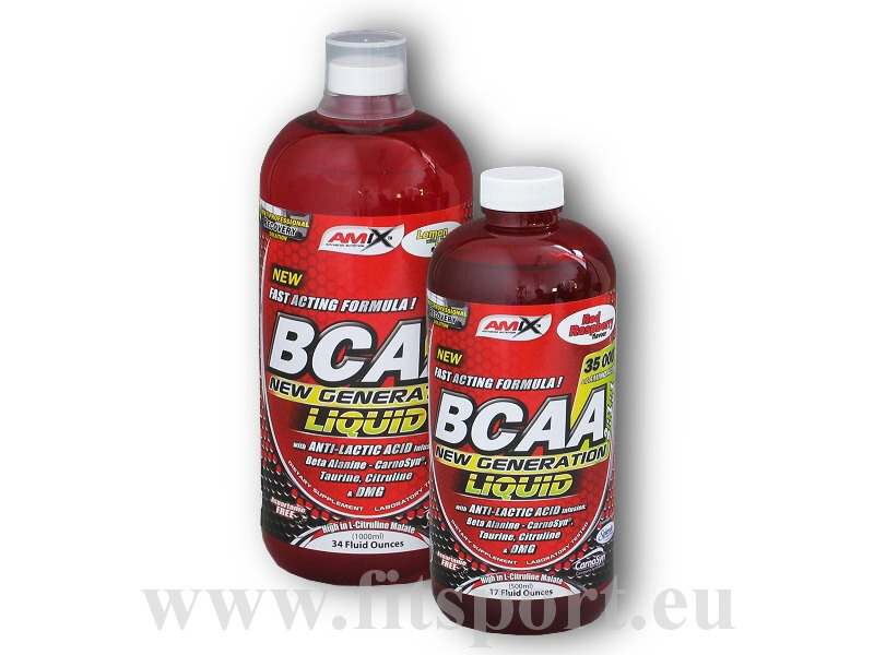 BCAA New Generation Liquid 1l +