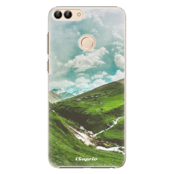 Plastové pouzdro iSaprio - Green Valley - Huawei P Smart