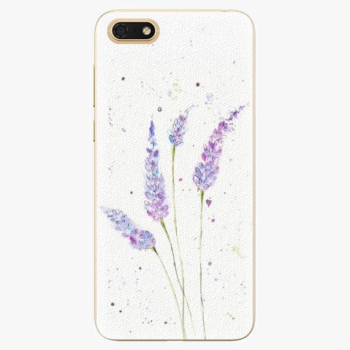 Plastový kryt iSaprio - Lavender - Huawei Honor 7S