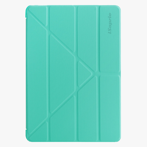 Pouzdro iSaprio Smart Cover - Cyan - iPad 2 / 3 / 4