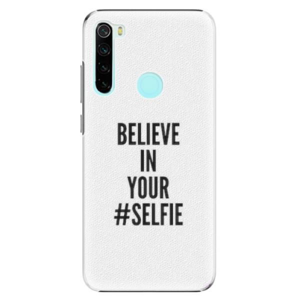 Plastové pouzdro iSaprio - Selfie - Xiaomi Redmi Note 8