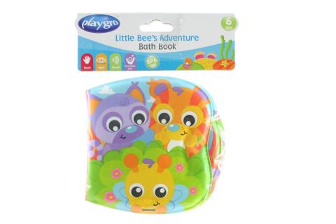 Playgro - Koupací knížka se zvířátky