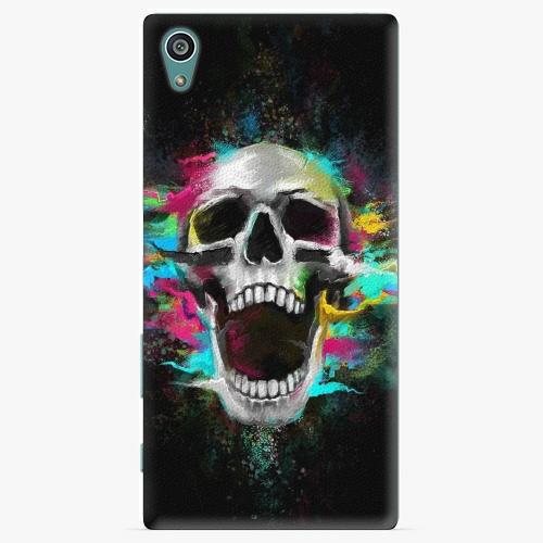 Plastový kryt iSaprio - Skull in Colors - Sony Xperia Z5