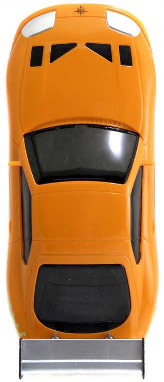 JADA RC AutoToyota Supra 1:24 Rychle a zběsile na vysílačku 2,4GHz na baterie