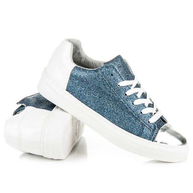 Dámské tenisky K1720605MA - Kylie - Modro-bílá/37