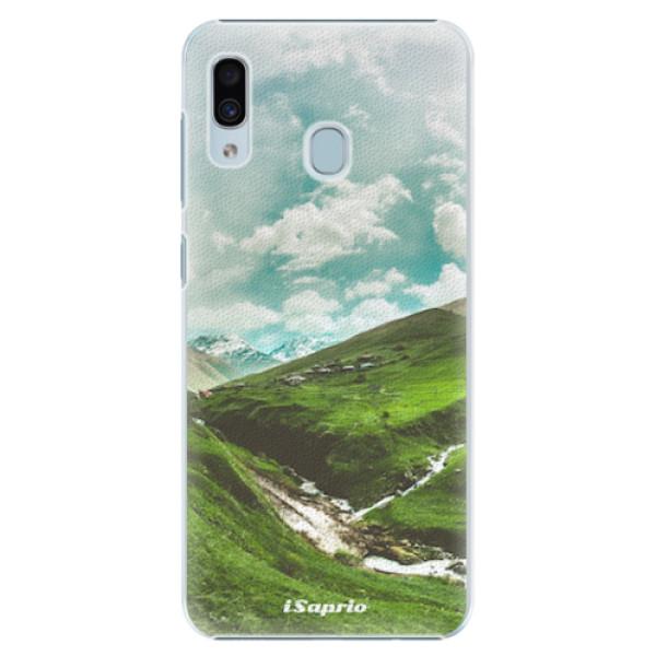 Plastové pouzdro iSaprio - Green Valley - Samsung Galaxy A30