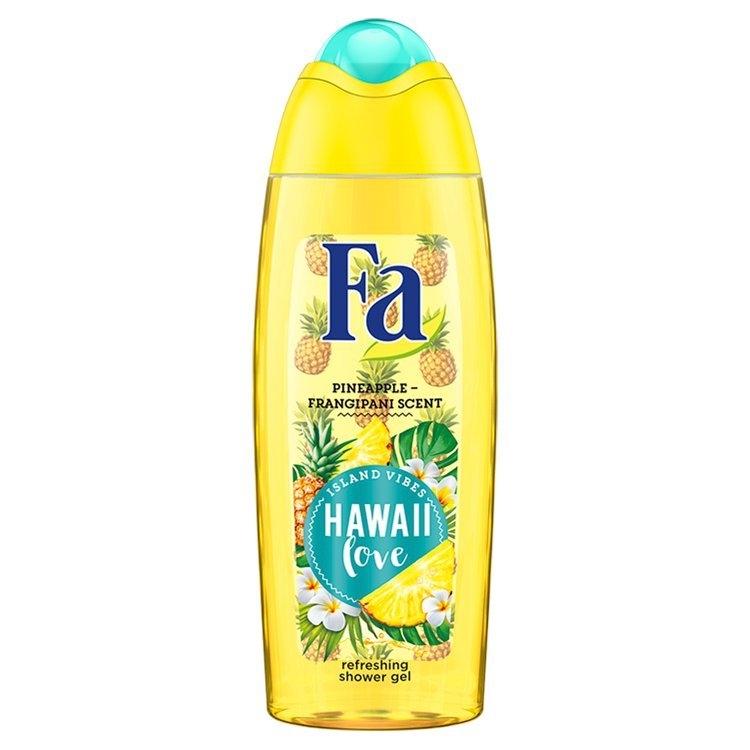 Island Vibes Hawaii Love sprchový gel 250 ml