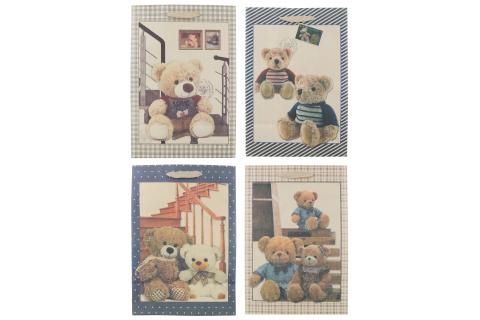 Dárková taška s medvídky
