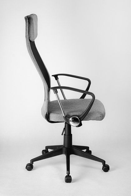 Kancelářská židle Alabama - šedá