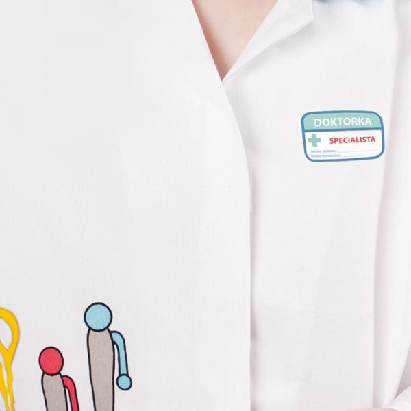 Dětský kostým doktorka (S)