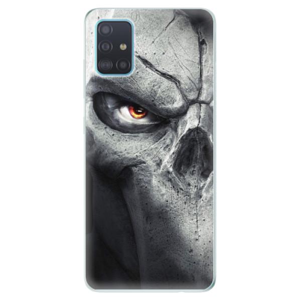 Odolné silikonové pouzdro iSaprio - Horror - Samsung Galaxy A51