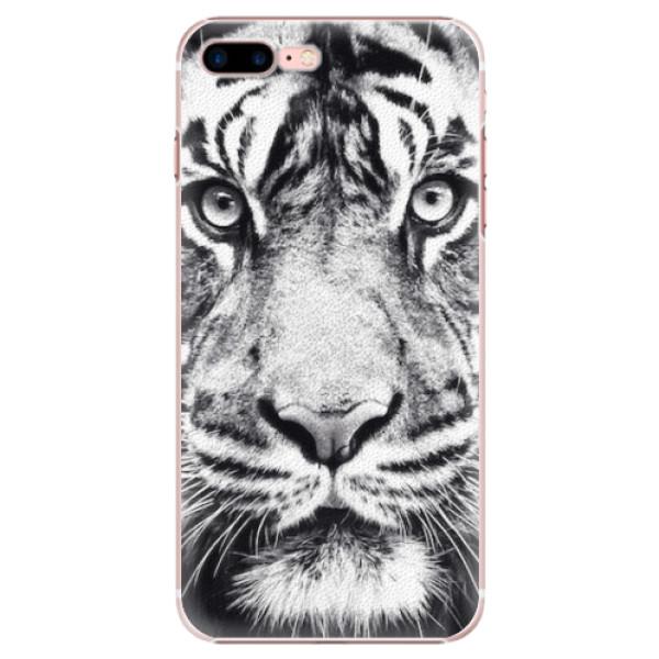 Plastové pouzdro iSaprio - Tiger Face - iPhone 7 Plus