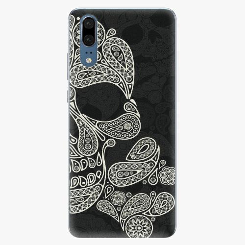 Plastový kryt iSaprio - Mayan Skull - Huawei P20
