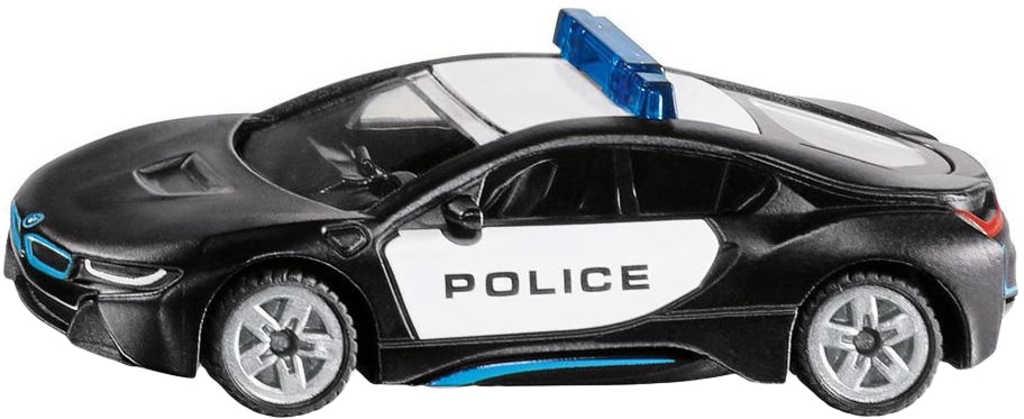 SIKU Auto osobní policejní BMW i8 US Police model kov 1533