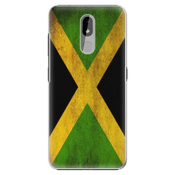 Plastové pouzdro iSaprio - Flag of Jamaica - Nokia 3.2