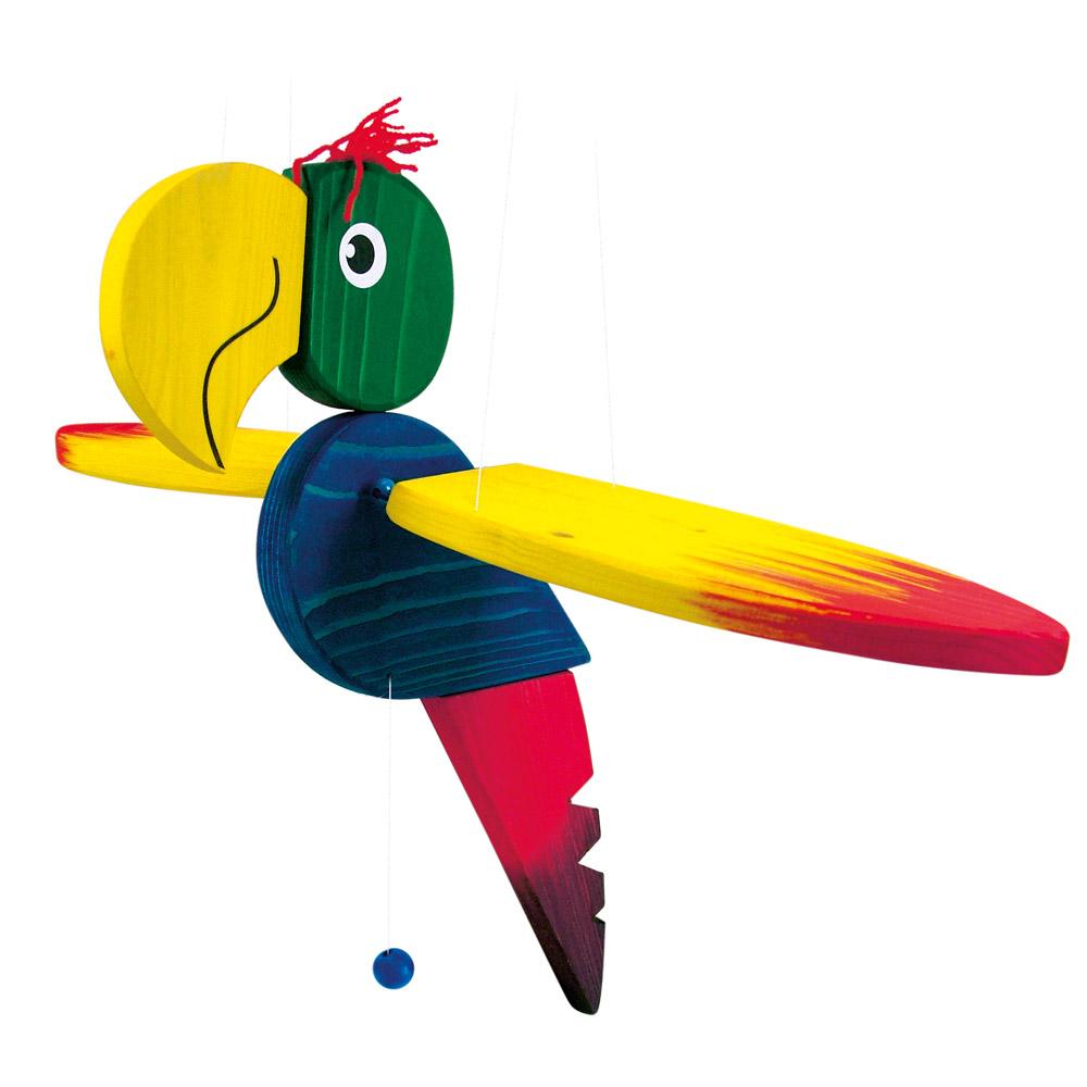 Papoušek - velký (DP)