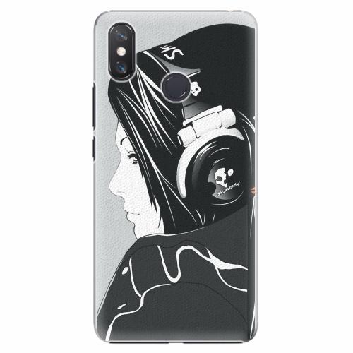 Plastový kryt iSaprio - Headphones - Xiaomi Mi Max 3
