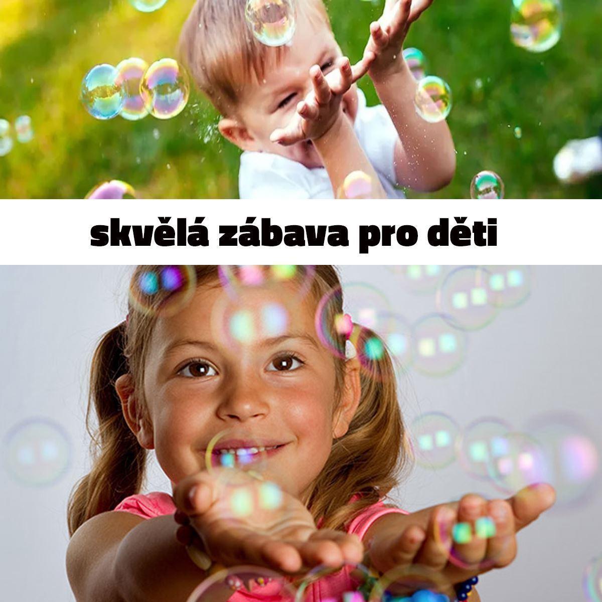Dotykové bubliny