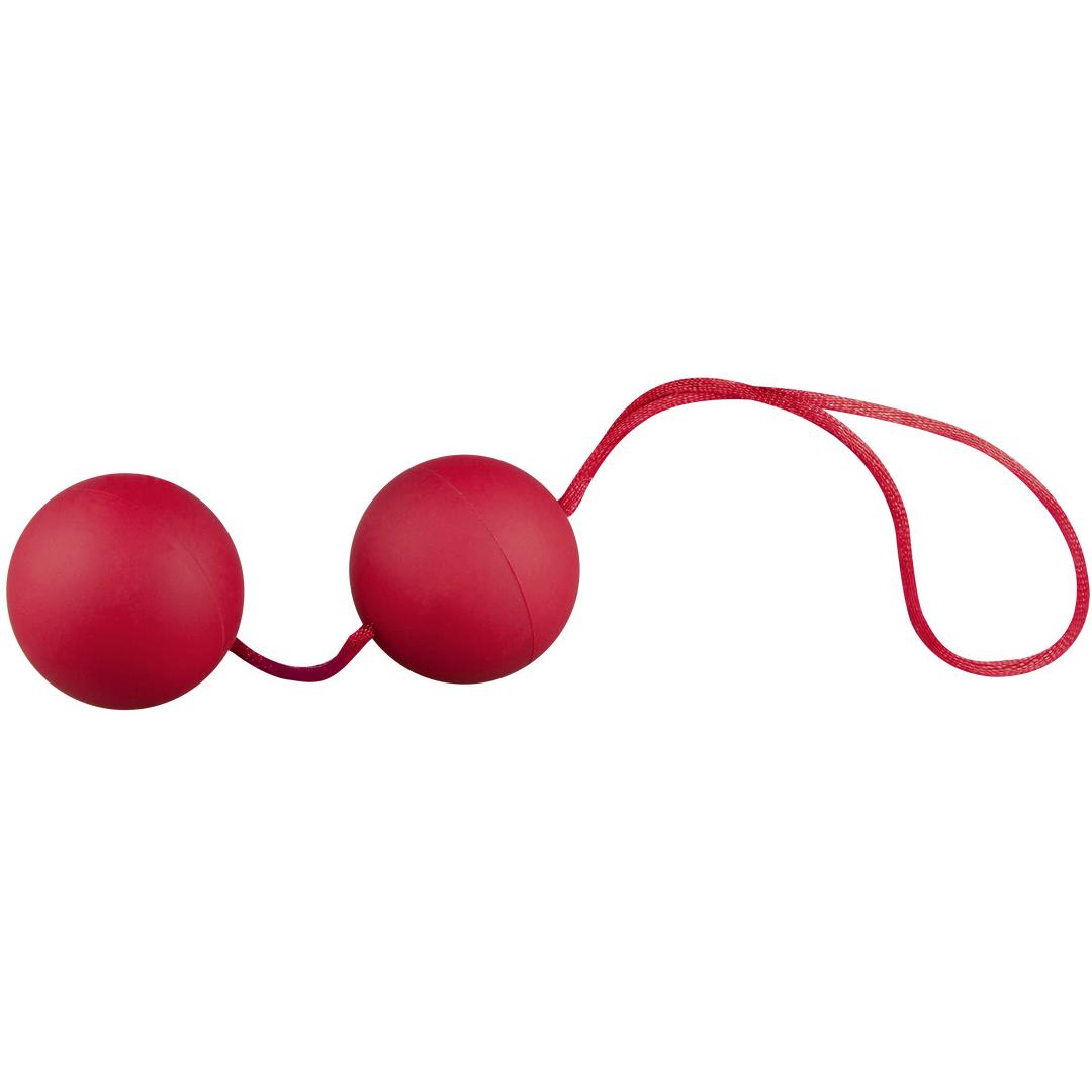 Červené sametové venušiny kuličky