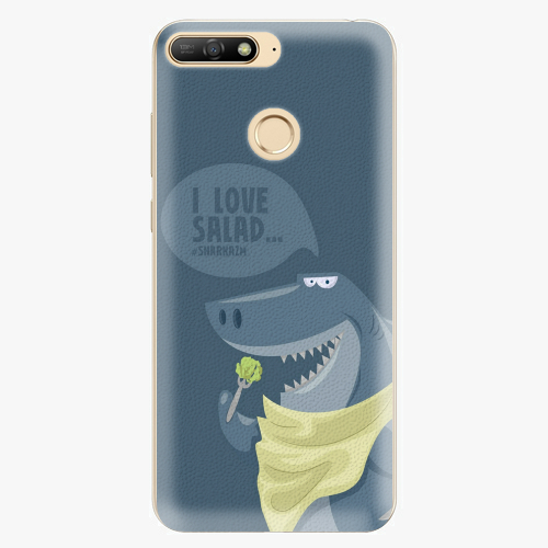 Plastový kryt iSaprio - Love Salad - Huawei Y6 Prime 2018