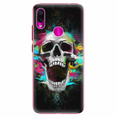 Plastový kryt iSaprio - Skull in Colors - Xiaomi Redmi Note 7