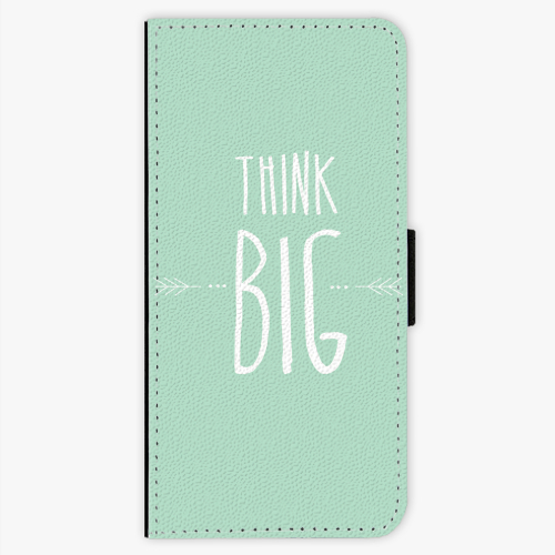 Flipové pouzdro iSaprio - Think Big - Nokia 5